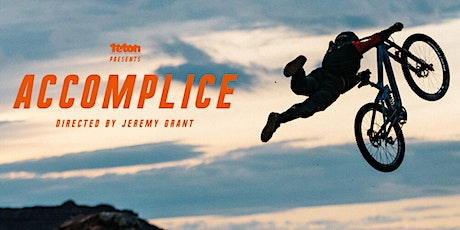 TGR Accomplice: Mountain Bike Film - Blue Mountains tickets
