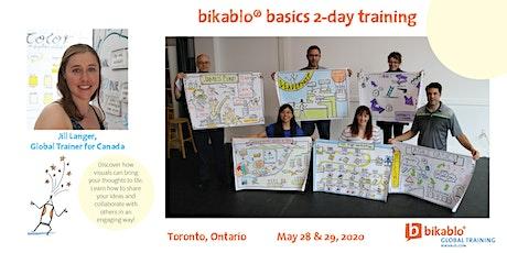 Bikablo® Basics 2-Day Visual Training - Toronto tickets