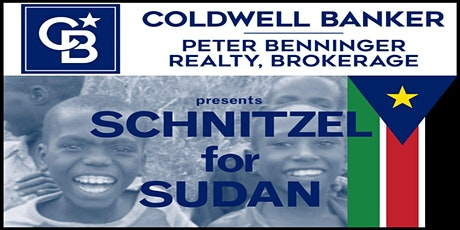 Schnitzel for Sudan 2020 tickets