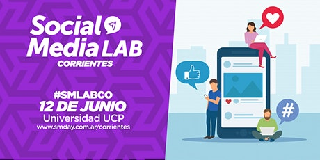 Social Media LAB Corrientes 2020 entradas