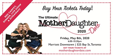 The Ultimate Mother Daughter Date tickets