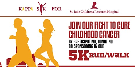 KAPPA 5K FOR St Judes Childrens Research Hospital tickets