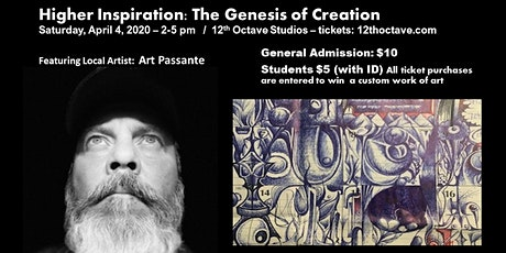 Higher Inspiration:  The Genesis of Creation tickets