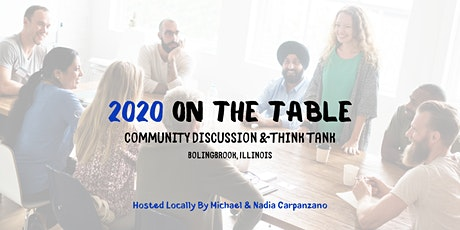 On the Table 2020: Bolingbrook's Think Tank tickets