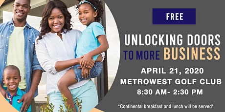 NAREB Orlando presents Unlocking Doors to More Business tickets