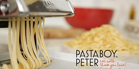 Hands on Pasta - Pasta Boy Peter - Cooking Classes Vancouver tickets
