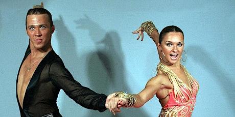 Latin Cha Cha Cha (Inter 2) Dance Course tickets