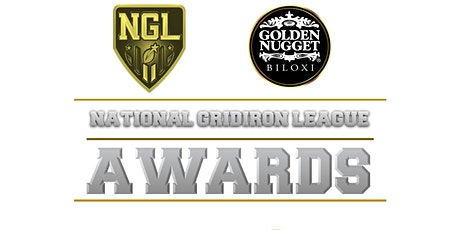 National Gridiron League  Awards Banquet tickets
