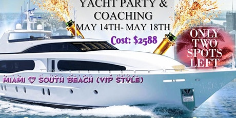 """Yacht with Author Roxie Nunnally VIP Yacht Party"" tickets"