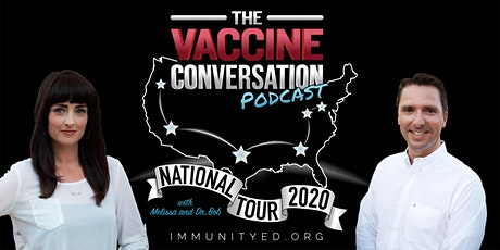 The Vaccine Conversation with Melissa and Dr. Bob Live Podcast: Ashland OR tickets