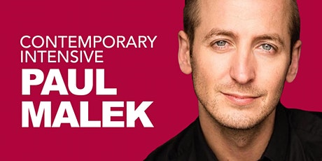 Contemporary Intensive with Paul Malek tickets