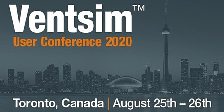 Ventsim 2 Day User Conference - Toronto, Canada tickets