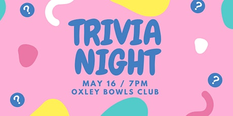 Pop Culture Trivia Night!!! tickets