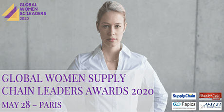 Global Women Supply Chain Leaders Awards 2020 tickets