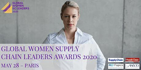 Global Women Supply Chain Leaders Awards 2020 billets