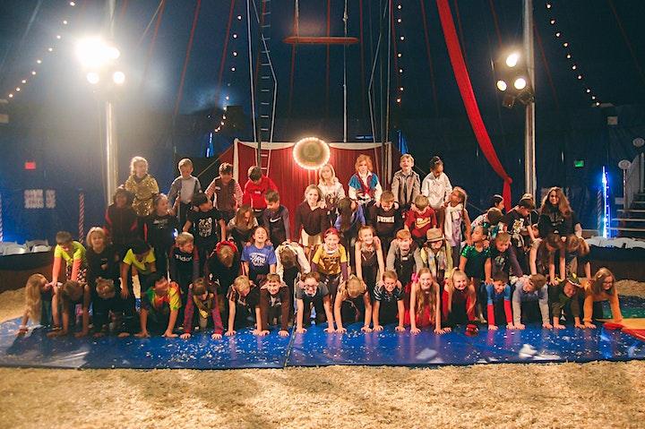 Zoppé Circus Camp image