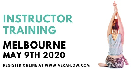 VeraFlow Master Class with Aus/NZ Master Trainer Amanda Prosser - Melbourne tickets