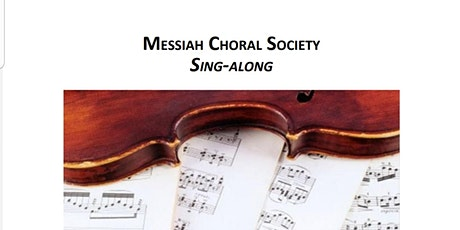 Messiah Choral Society Sing Along tickets