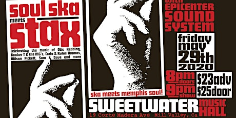 Soul Ska meets STAX tickets