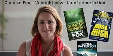 Meet Candice Fox @ Five Dock Library tickets