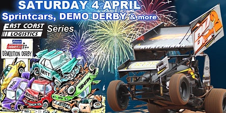 Demo Derby, Fireworks, Sprintcars and more tickets