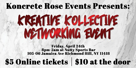 Kreative Kollective Networking Event tickets