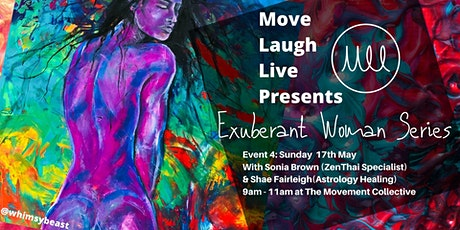 Exuberant Women Event 4 - Zenthai & Astrology tickets