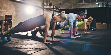 CANCELED: FITNESS: Full Body Strength with Emily Groth Fitness tickets