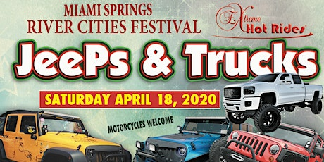 Jeep and Truck Show tickets
