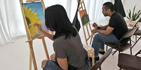 Guided Art Jam (Bring an image you wanna paint!) tickets