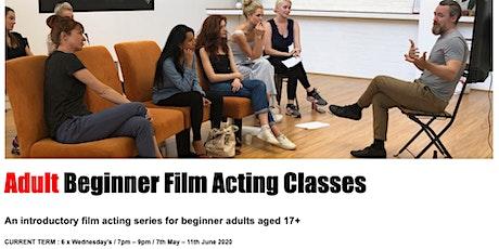 Adult Beginner Film Class tickets