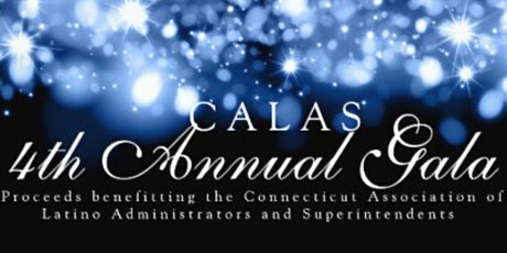 4th Annual CALAS Gala tickets