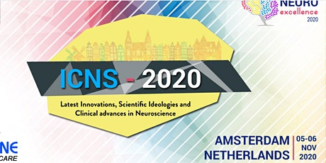 International Conference on Neuroscience (ICNS-2020) tickets