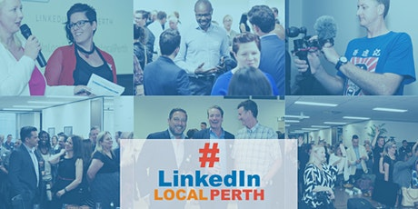 #LinkedInLocalPerth tickets