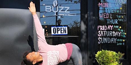 Yoga Brunch at Buzz tickets