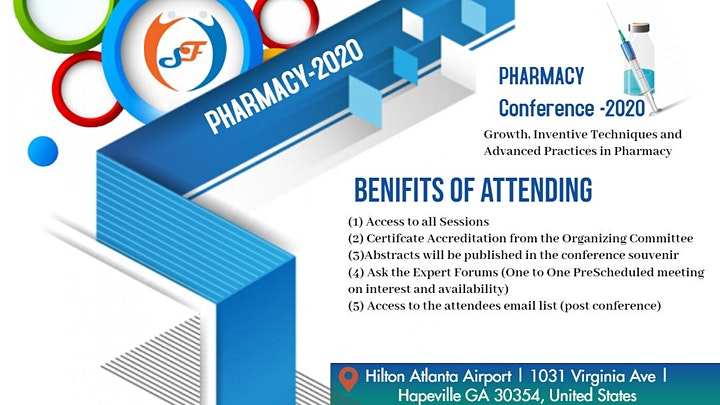 4TH INTERNATIONAL CONGRESS AND EXHIBITION ON  PHARMACY image