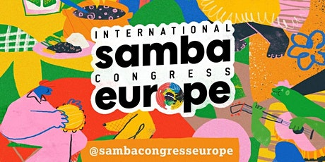 International Samba Congress Europe 2020 tickets