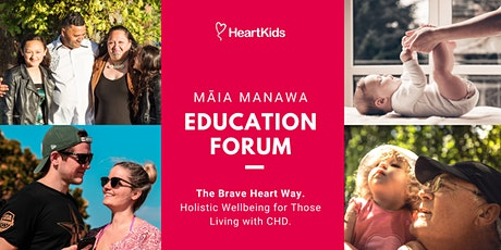 Heart Kids Education Forum: The Brave Heart Way tickets