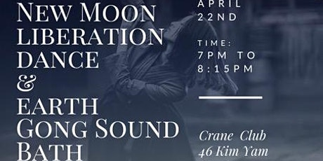 New Moon Liberation Dance and Earth Gong Sound Bath with Pamela Kaur tickets