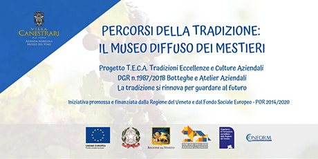 Percorsi della tradizione: il museo diffuso dei mestieri biglietti