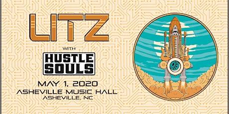 LITZ w/ Hustle Souls | Asheville Music Hall tickets