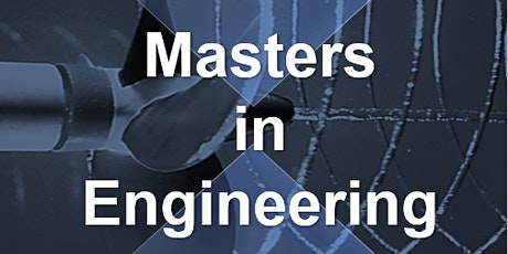 Masters  in  Engineering - Postgraduate Engineering Student Conference tickets