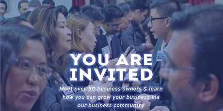 Online Networking event (for business owners in KL / Selangor, Malaysia only) tickets