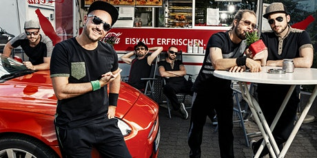 Cris Cosmo & Band live in Baden-Baden beim Kurparkmeeting billets