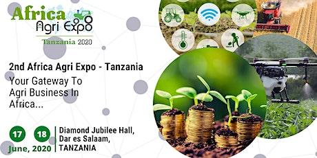 Africa Agri Expo Tanzania tickets