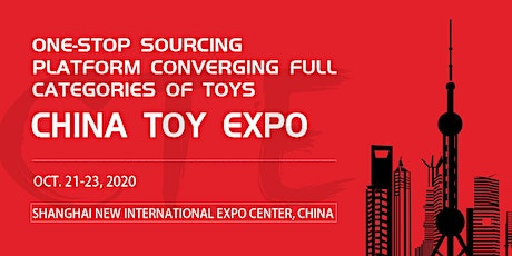 China Toy Expo tickets