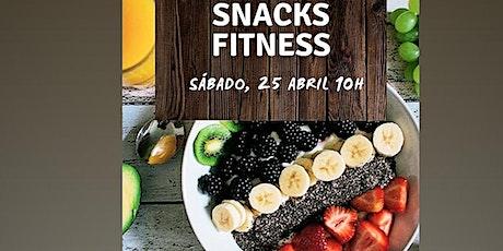 Taller de Snacks Saludables tickets