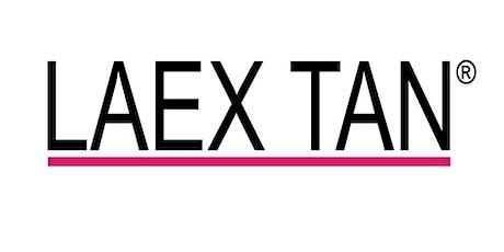 LAEX TAN Level 1 Spray Tan Training tickets