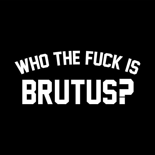 BRUTUS THE BEER logo