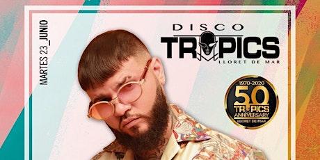 Farruko at Disco Tropics tickets